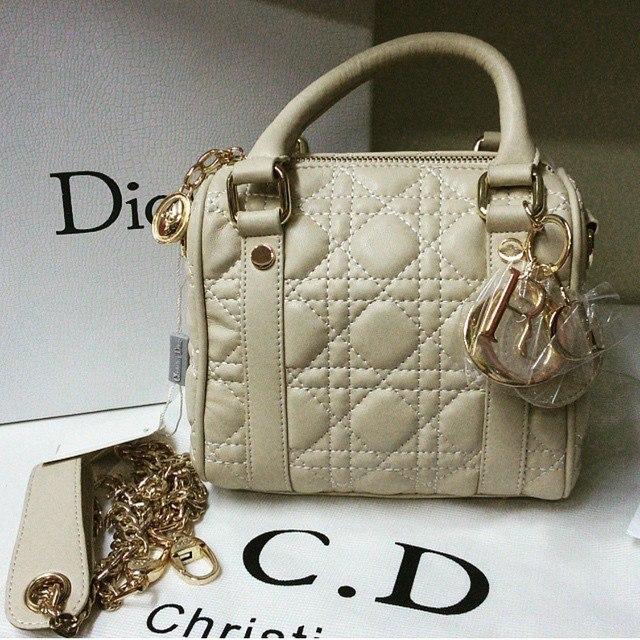 Сумка Lady Dior medium - womanru