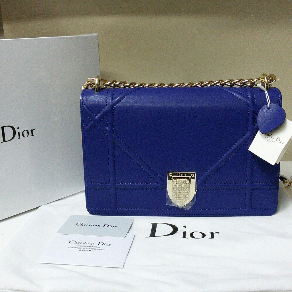 ac03d712553b Сумка Christian Dior копия люкс, натуральная кожа, идет в коробке. Размер  25см * 17см.